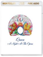 Blu-Ray Queen: A Night At The Opera (Blu-Ray)