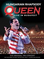 Blu-Ray Queen. Hungarian Rhapsody: Live In Budapest (Blu-Ray)