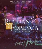 Blu-Ray Chick Corea, Stanley Clarke, AL Di Meola, Lenny White - Return To Forever: Returns: Live At Montreux 2008 (Blu-Ray)