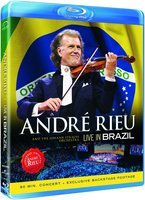Blu-Ray Andre Rieu: Live in Brazil (Blu-Ray)