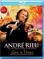 Blu-Ray Andre Rieu: Love In Venice (Blu-Ray)