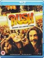 Blu-Ray Rush: Beyond The Lighted Stage (Blu-Ray)