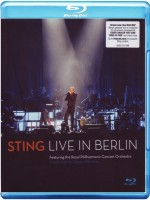Blu-Ray Sting: Live in Berlin (Blu-Ray)