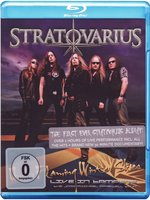 Blu-Ray Stratovarius: Under Flaming Winter Skies - Live In Tampere (Blu-Ray)