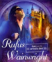 Blu-Ray Rufus Wainwright: Live From The Artists Den (Blu-Ray)