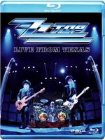 Blu-Ray ZZ Top: Live From Texas (Blu-Ray)