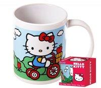 Кружка керамическая (№1, 325 мл). Hello Kitty