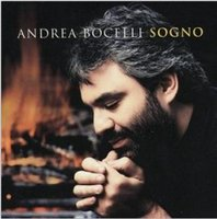 Audio CD Andrea Bocelli: Sogno