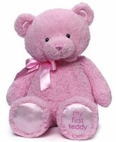 ����� ������� ������: ������� My First Teddy Large Pink 45 ��