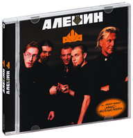 Audio CD Алешин Анатолий. Алешин Анатолий