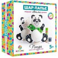 Набор для поделок своими руками: Панда из Шар-Папье