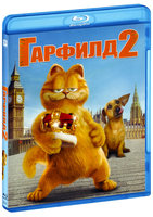 Гарфилд 2 (Blu-Ray) / Garfield: A Tail of Two Kitties