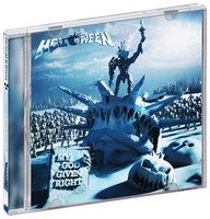 Audio CD Helloween. My god-given right