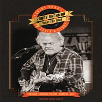 DVD + Audio CD Randy Bachman: Vinyl Tap Tour - Every Song Tells A Story