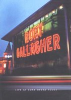 DVD Rory Gallagher: Live at the Cork Opera House