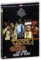 DVD Kool & The Gang: Live From House of Blues