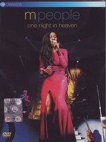 DVD M People: One Night in Heaven