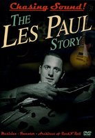 DVD Les Paul: Chasing Sound - The Les Paul Story