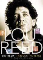 DVD Lou Reed: Through the Years - New York 1983 / Spain 2004