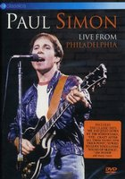 DVD Paul Simon: Live From Philadelphia