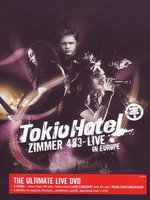 DVD Tokio Hotel - Zimmer 483: Live In Europe (2 DVD)