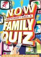 DVD Various Artists: Now That's What I Call A Family Quiz
