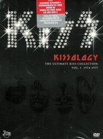 DVD Kiss. KISSology: The Ultimate Kiss Collection, Vol.1: 1974-1977