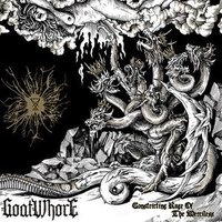 Audio CD Goatwhore. Constricting Rage Of The Merciless