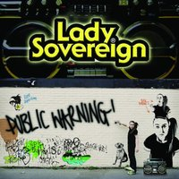 Audio CD Lady Sovereign. Public warning