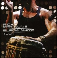 Audio CD Ricky Martin. Black And White Tour. Live