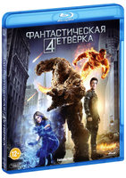�������������� �������� (Blu-Ray) / Fantastic Four