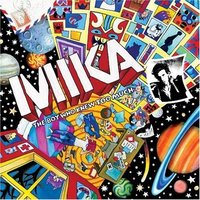 Audio CD Mika. The Boy Who Knew Too Much. Deluxe Edition