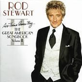 Audio CD Rod Stewart. As Time Goes By