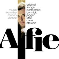Alfie. Music From The Motion Picture.Mick Jagger, Dave Stewart (CD)