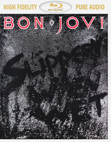 Blu-Ray Bon Jovi. Slippery When Wet (Blu-Ray Audio)