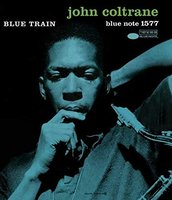 Blu-Ray John Coltrane. Blue Train (Blu-Ray Audio)