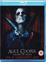 Blu-Ray Alice Cooper: Theatre Of Death - Live At Hammersmith 2009 (Blu-Ray)