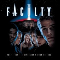 The Faculty. Music From The Dimension Motion Picture (CD)