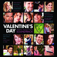 Audio CD Valentine's Day. Original Motion Picture Soundtrack