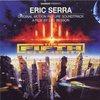 Eric Serra. The Fifth Element. Original Motion Picture Soundtrack (CD)