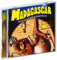 Audio CD Madagascar