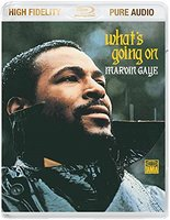 Blu-Ray Gaye Marvin: What's Going On (Blu-Ray Audio)