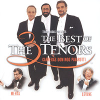 Audio CD The Three Tenors. The Best Of. The Greatest Trios