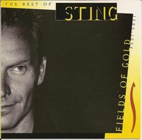 Sting. Fields Of Gold. The Best Of Sting (CD)