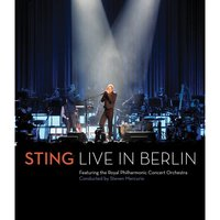 DVD + Audio CD Sting. Live In Berlin