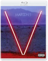 Blu-Ray Maroon 5: V (Blu-Ray Audio)