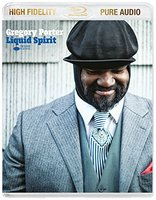 Blu-Ray Gregory Porter: Liquid Spirit. Deluxe Edition (Blu-Ray Audio)