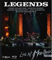 Blu-Ray Legends: Live at Montreux 1997 (Blu-Ray)