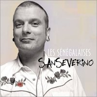 Audio CD Sanseverino. Les Senegalaises