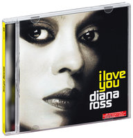 Audio CD Diana Ross. I Love You